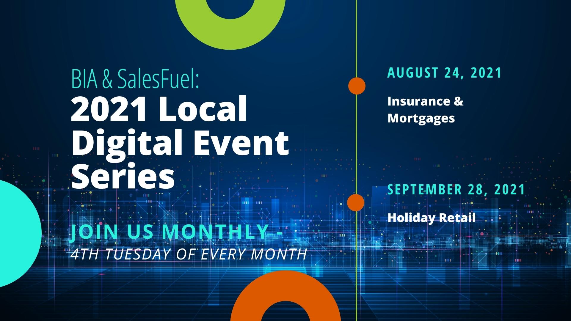 2021 Local Digital Event Series Aug Sept